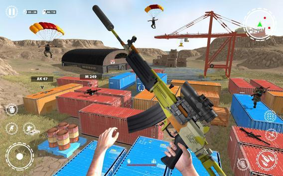 FPS交叉火力作战关键任务汉化版